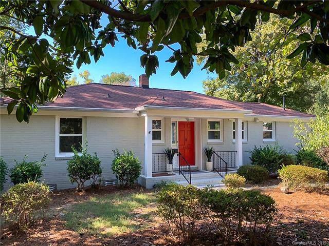 3429 Sudbury Road, Charlotte, NC 28205 (#3571057) :: Besecker Homes Team