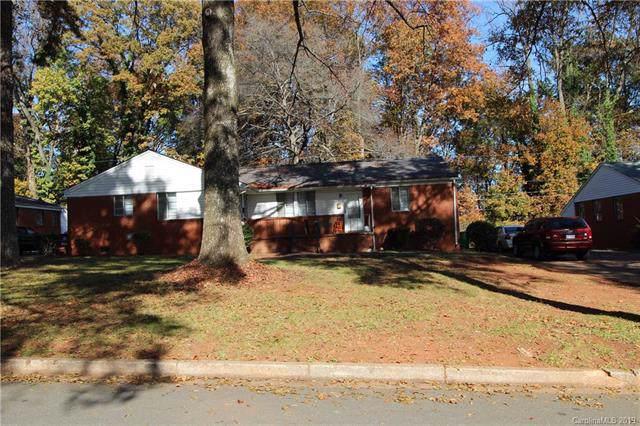 3100 Marlborough Road, Charlotte, NC 28208 (#3571063) :: Besecker Homes Team