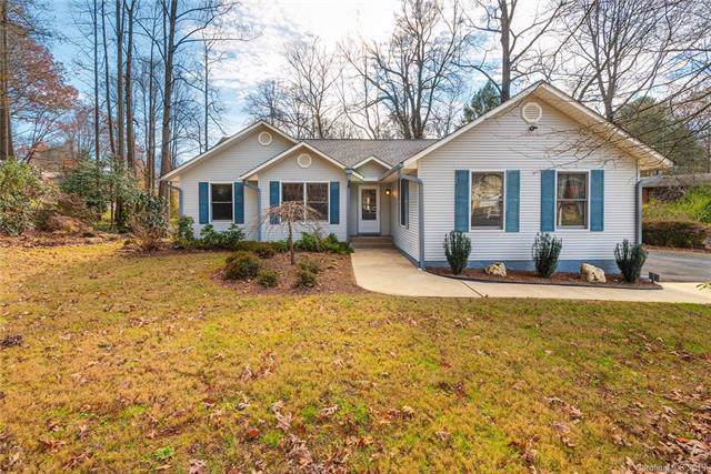 1 Hickory Drive, Fletcher, NC 28732 (#3571087) :: Stephen Cooley Real Estate Group