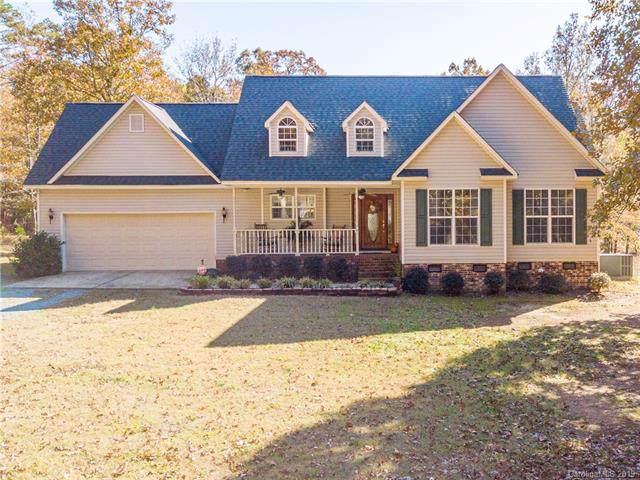 4808 Leonard Morgan Road, Marshville, NC 28103 (#3571090) :: Stephen Cooley Real Estate Group