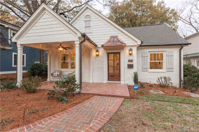 2409 Belvedere Avenue, Charlotte, NC 28205 (#3571125) :: LePage Johnson Realty Group, LLC
