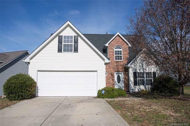 132 Newport Drive, Kannapolis, NC 28081 (#3571154) :: High Performance Real Estate Advisors
