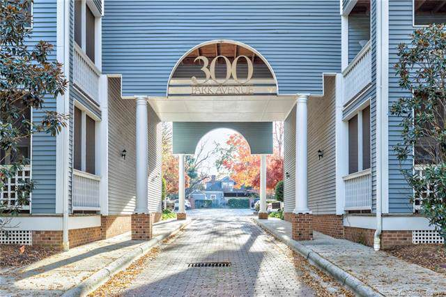 300 E Park Avenue #11, Charlotte, NC 28203 (#3571173) :: MOVE Asheville Realty