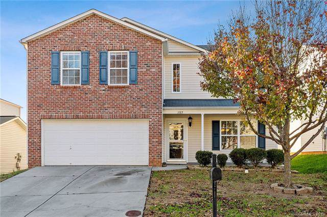 3185 Asheton Grove Court #101, Winston Salem, NC 27127 (#3571175) :: Stephen Cooley Real Estate Group