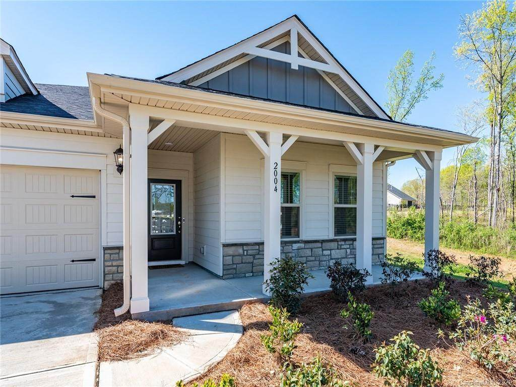 2004 Poplar Ridge Drive, Wesley Chapel, NC 28110 (#3571213) :: Stephen Cooley Real Estate Group