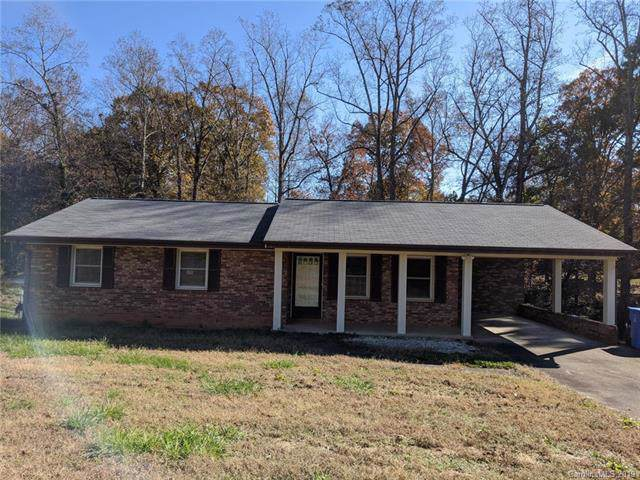 3009 Arnold Drive, Shelby, NC 28152 (#3571247) :: Stephen Cooley Real Estate Group