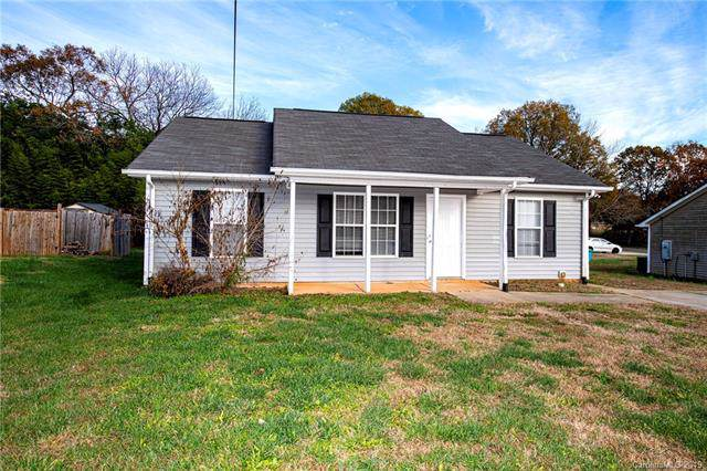 205 S F Street, Bessemer City, NC 28016 (#3571270) :: Stephen Cooley Real Estate Group