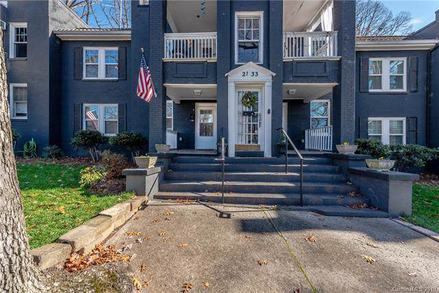 2133 Kirkwood Avenue 5 And 6, Charlotte, NC 28203 (#3571276) :: Roby Realty