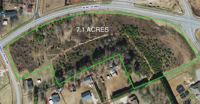 8437 Nc 10 Hwy W, Vale, NC 28168 (#3571339) :: Carlyle Properties