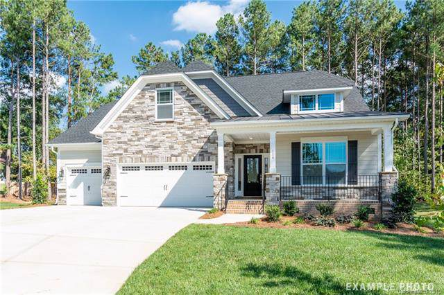 100 Butler Drive #1, Mooresville, NC 28115 (#3571363) :: MartinGroup Properties