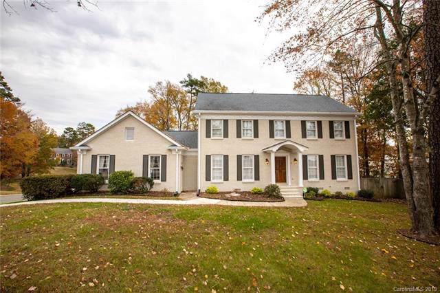 108 Chesney Glen Drive, Matthews, NC 28105 (#3571367) :: Robert Greene Real Estate, Inc.