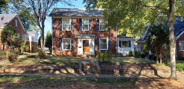 628 Woodruff Place, Charlotte, NC 28208 (#3571412) :: Rowena Patton's All-Star Powerhouse
