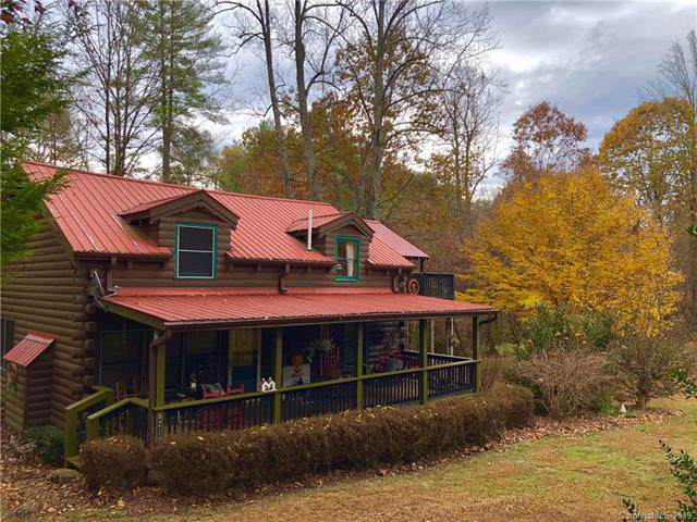 8219 Deer Drive, Connelly Springs, NC 28612 (#3571428) :: Stephen Cooley Real Estate Group