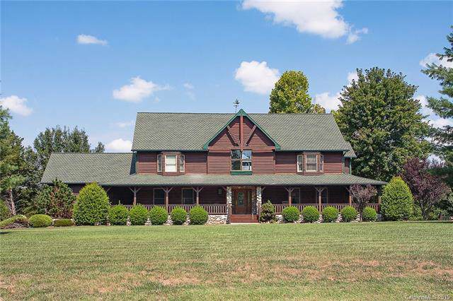 1302 Godbey Road, Mocksville, NC 27028 (#3571631) :: Carlyle Properties