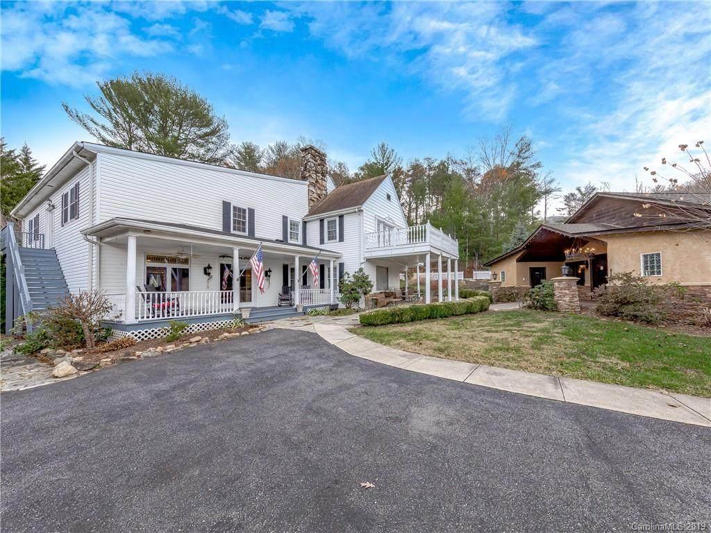 132 Old Jims Branch Road, Swannanoa, NC 28778 (#3571673) :: Cloninger Properties