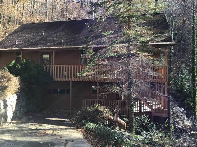 25 Countryside Estate, Barnardsville, NC 28709 (#3571686) :: Stephen Cooley Real Estate Group