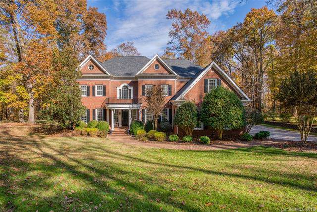 251 Wester Brewlands Road, Iron Station, NC 28080 (#3571889) :: LePage Johnson Realty Group, LLC