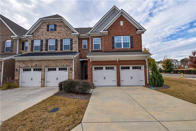 108 Dellbrook Street A, Mooresville, NC 28117 (#3571908) :: LePage Johnson Realty Group, LLC