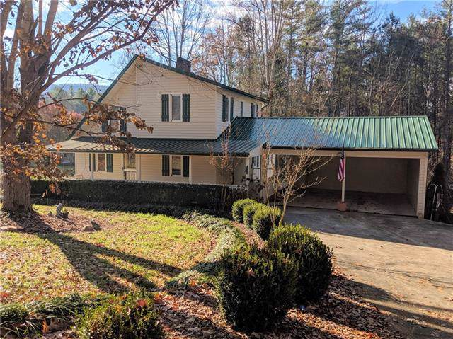 4921 Church View Lane, Lenoir, NC 28645 (#3571924) :: Stephen Cooley Real Estate Group