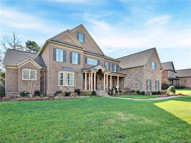 5020 Flowering Peach Road, Waxhaw, NC 28173 (#3571953) :: Caulder Realty and Land Co.