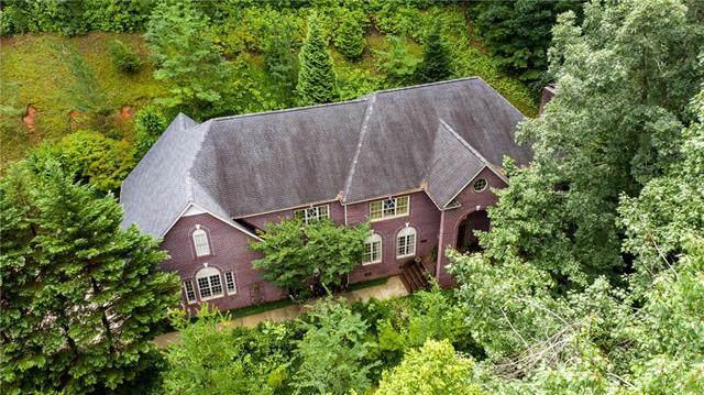 2983 Rockwood Drive, Lenoir, NC 28645 (#3571986) :: LePage Johnson Realty Group, LLC