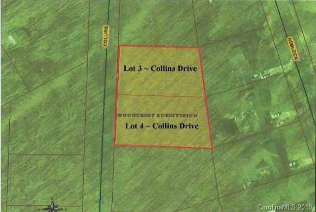 Vac Collins Drive Lt3&4, Albemarle, NC 28001 (#3572009) :: Rinehart Realty