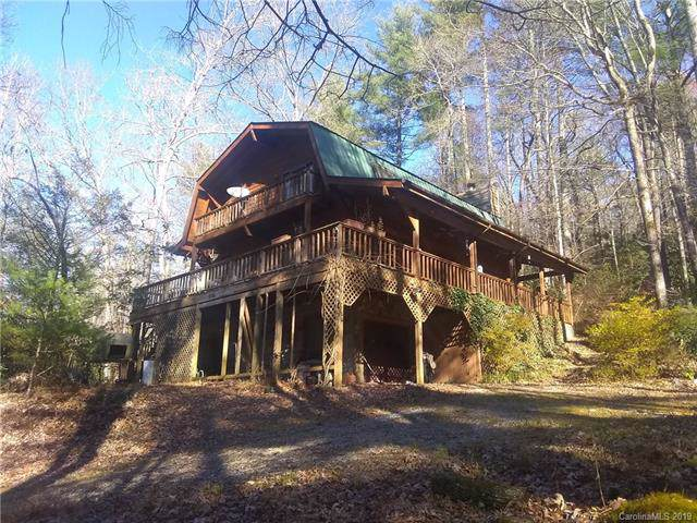 1664 Mccall Road, Cashiers, NC 28717 (#3572071) :: Stephen Cooley Real Estate Group