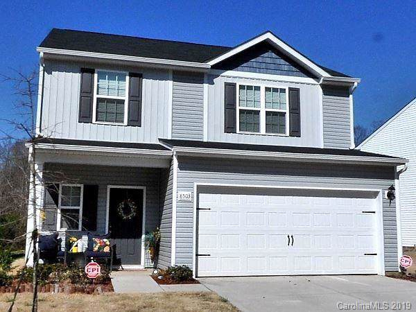 8503 Paw Valley Lane, Charlotte, NC 28214 (#3572115) :: Stephen Cooley Real Estate Group