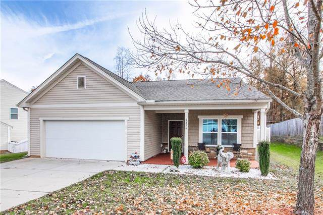 2456 Marthas Ridge Drive, Statesville, NC 28625 (#3572143) :: LePage Johnson Realty Group, LLC