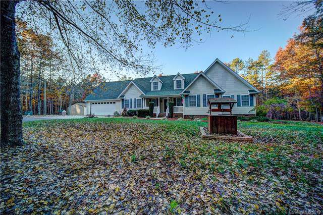13901 Connor Road, Gold Hill, NC 28071 (#3572150) :: High Performance Real Estate Advisors