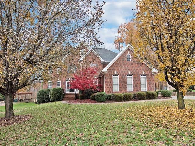 9501 Devonshire Drive, Huntersville, NC 28078 (#3572214) :: Stephen Cooley Real Estate Group