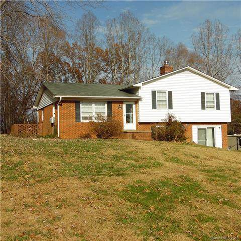 649 S Creek Road, Nebo, NC 28761 (#3572234) :: Besecker Homes Team