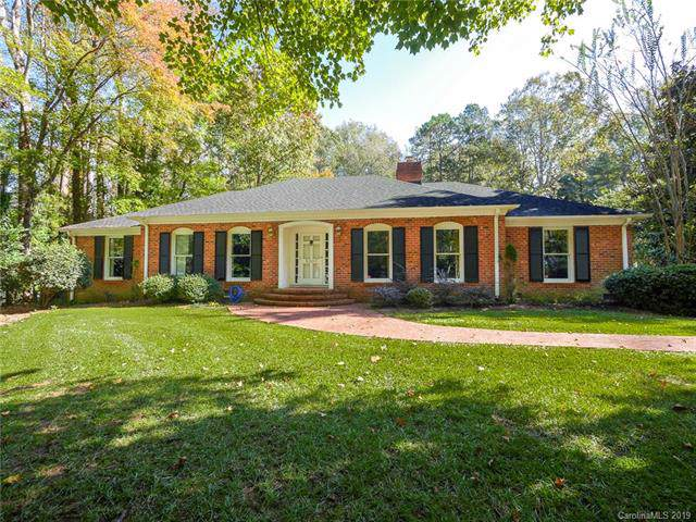 5300 Lancelot Drive, Charlotte, NC 28270 (#3572302) :: The Andy Bovender Team