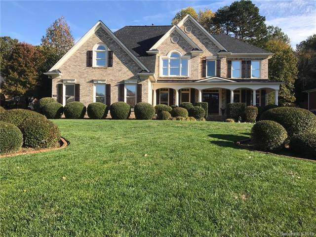 15723 Knox Hill Road, Huntersville, NC 28078 (#3572326) :: High Performance Real Estate Advisors