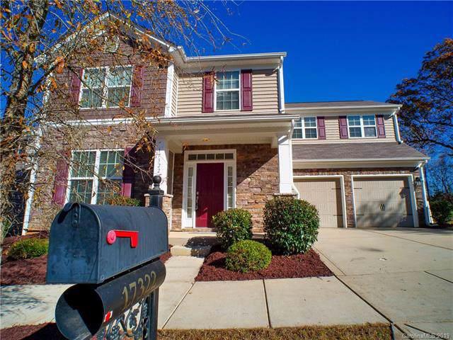 17322 Caldwell Track Drive #444, Huntersville, NC 28078 (#3572359) :: LePage Johnson Realty Group, LLC