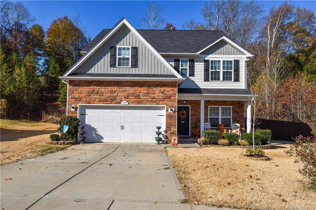 140 Thomas Springs Drive, Mount Holly, NC 28120 (#3572401) :: Roby Realty