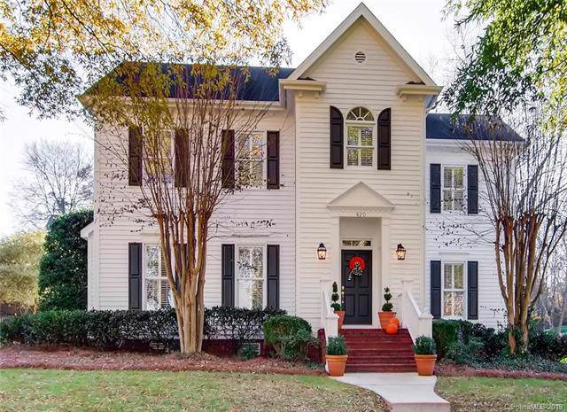 420 Ashby Drive, Davidson, NC 28036 (#3572411) :: LePage Johnson Realty Group, LLC