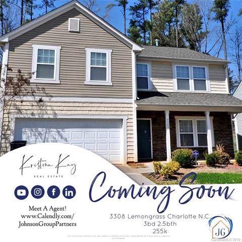 3308 Lemongrass Lane #98, Charlotte, NC 28214 (#3572489) :: Rinehart Realty