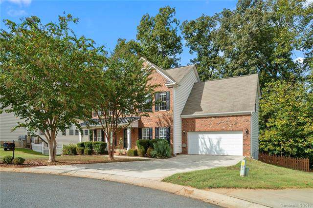 257 Hyde Park Lane, Fort Mill, SC 29708 (#3572516) :: Stephen Cooley Real Estate Group