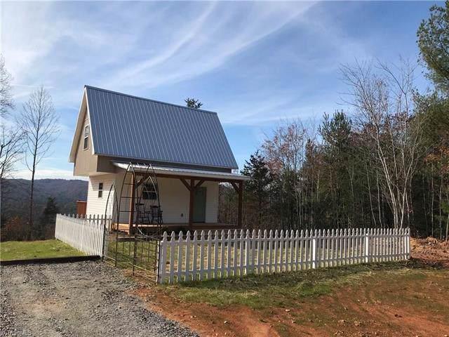 738 Hawkins Grove Road, McGrady, NC 28649 (#3572549) :: Stephen Cooley Real Estate Group