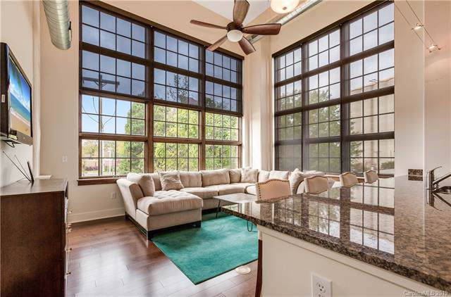 715 N Graham Street #210, Charlotte, NC 28202 (#3572555) :: Stephen Cooley Real Estate Group