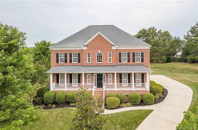 4374 Abernathy Place, Harrisburg, NC 28075 (#3572589) :: Carlyle Properties