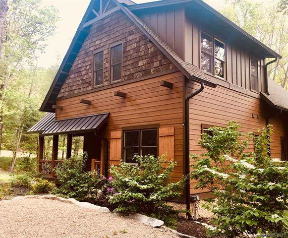 475 Thunder Mountain Road, Hendersonville, NC 28792 (#3572635) :: Carlyle Properties