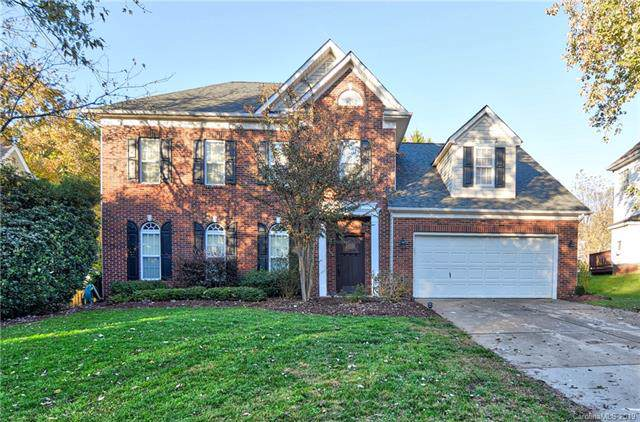8820 Pristine Court, Huntersville, NC 28078 (#3572685) :: High Performance Real Estate Advisors