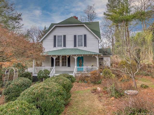 285 Greenville Street, Saluda, NC 28773 (#3572738) :: LePage Johnson Realty Group, LLC