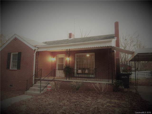 544 E Front Street, Statesville, NC 28677 (#3572742) :: LePage Johnson Realty Group, LLC