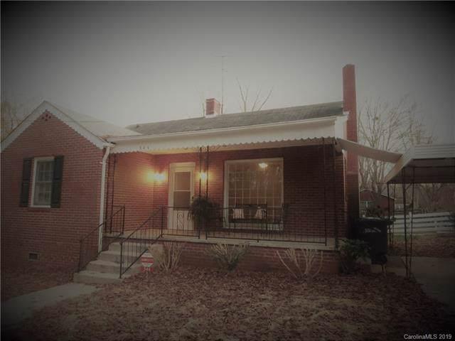 544 E Front Street, Statesville, NC 28677 (#3572742) :: Rinehart Realty