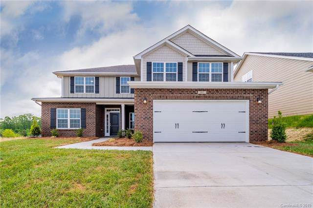 107 Fleming Drive #33, Statesville, NC 28677 (MLS #3572776) :: RE/MAX Impact Realty