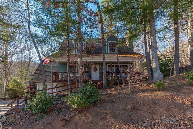 201 Francis Asbury Road, Waynesville, NC 28785 (#3572814) :: High Performance Real Estate Advisors
