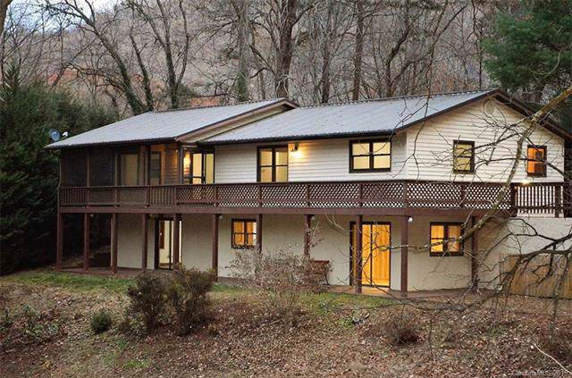 141 Pump Mountain Drive, Sylva, NC 28779 (#3572876) :: Rinehart Realty